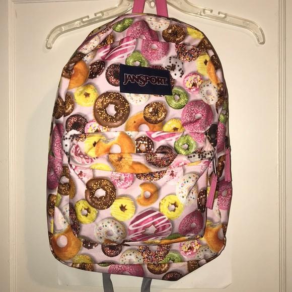 Jansport Donut Bookbag